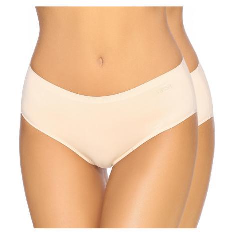 2PACK bezešvých kalhotek Melissa Sassa
