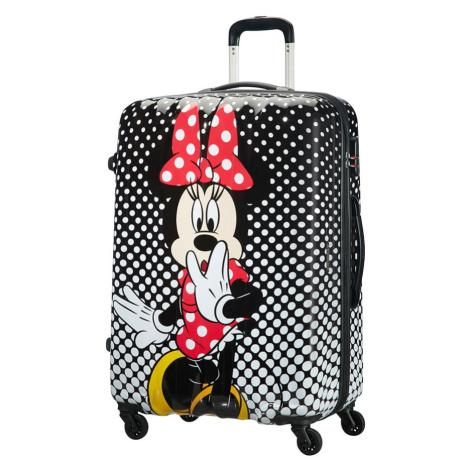 American Tourister Cestovní kufr Disney Legends Spinner 19C 88 l - Minnie Mouse Polka Dots