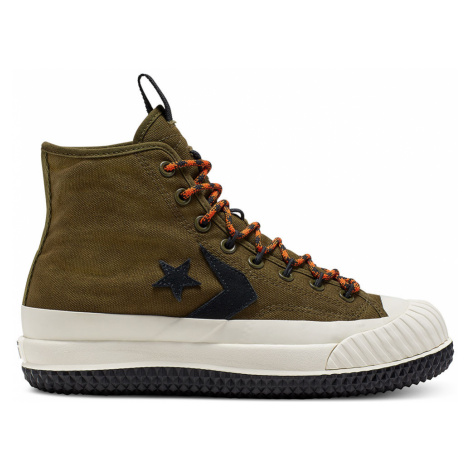 Converse Bosey MC High Top Weather Warrior Water Repellent hnědé 166222C
