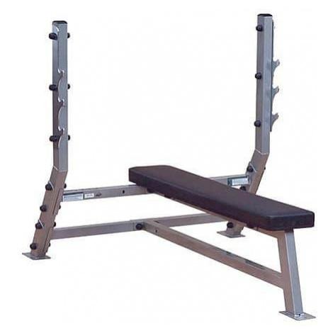 Body Solid SFB349G profesionální rovná lavice na benchpress
