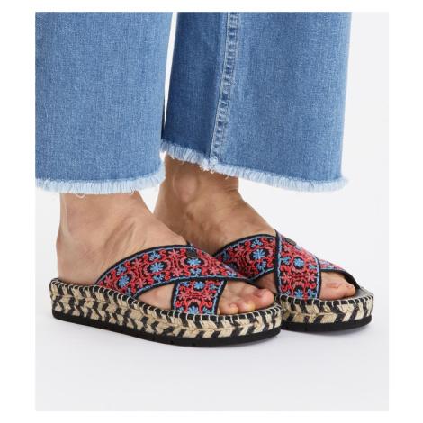 Pantofle Odd Molly Walkability Slipper - Různobarevná