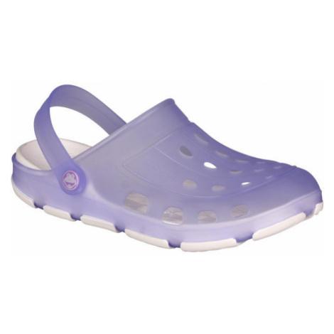 Coqui JUMPER FLUO fialová - Dámské sandály