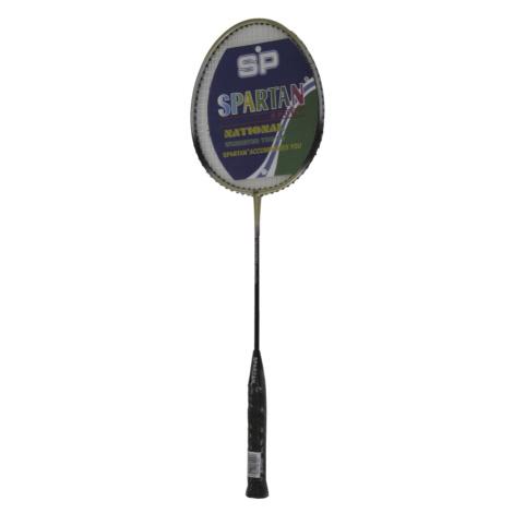 Badmintonová Raketa Spartan Calypso Černo-Bílá