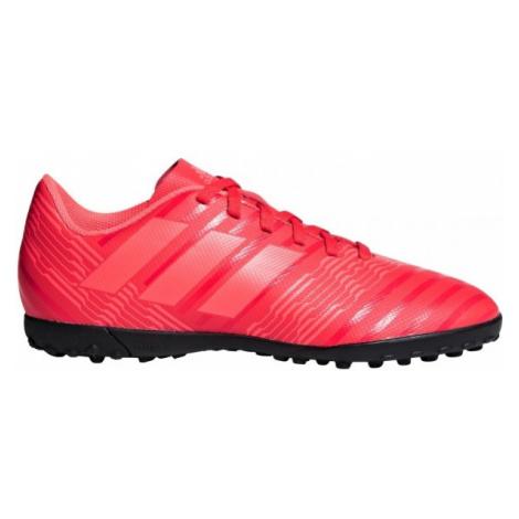 adidas NEMEZIZ TANGO 17.4 TF J červená - Dětské turfy