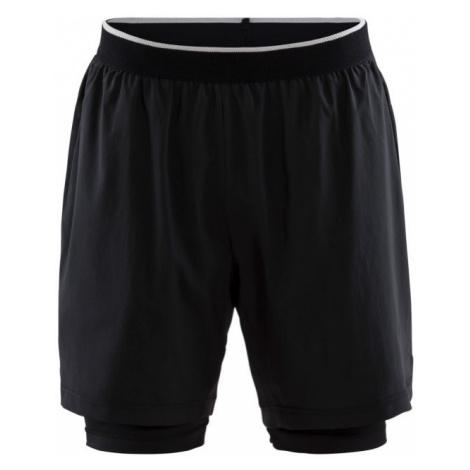 Pánské šortky CRAFT Charge 2v1 černá