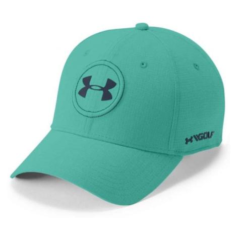Under Armour JS TOUR CAP zelená - Pánská čepice s kšiltem