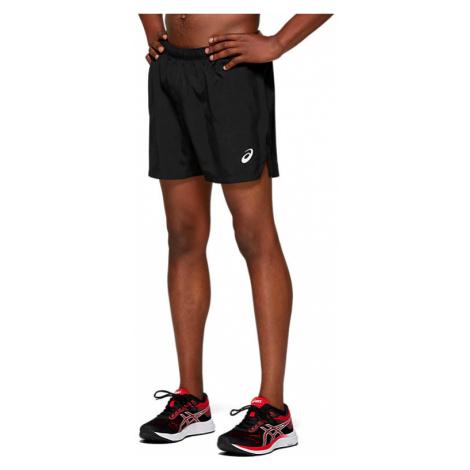 Pánské šortky Asics Silver 5IN Short černé