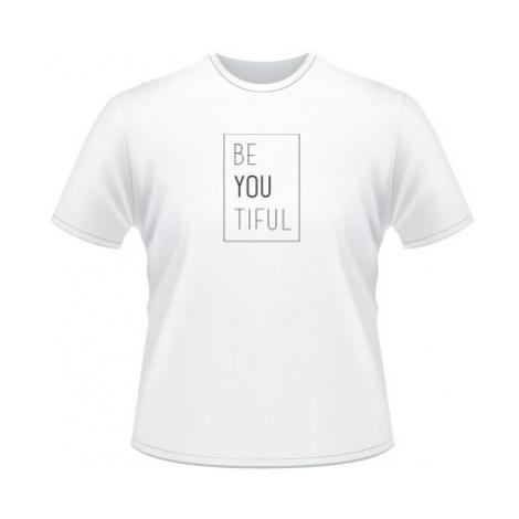 Pánské tričko na tělo Be you tiful