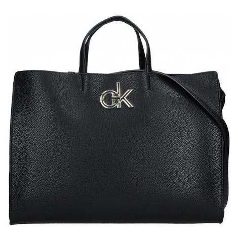 Dámská kabelka Calvin Klein Edisa - černá