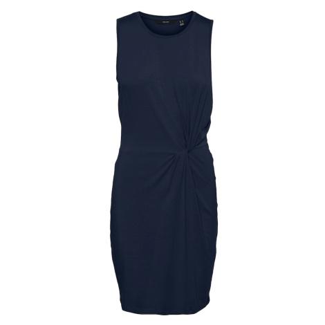 Vero Moda Tall Šaty 'Kiana' námořnická modř