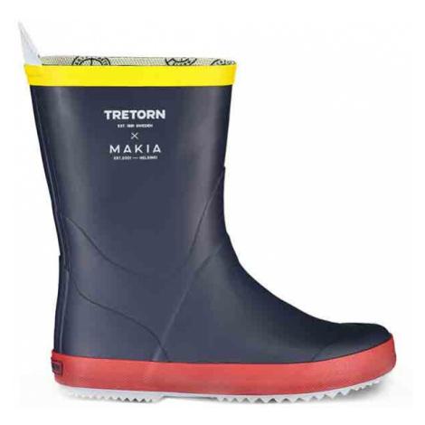 Makia x Tretorn Rubberboot Multicolor 475735_80