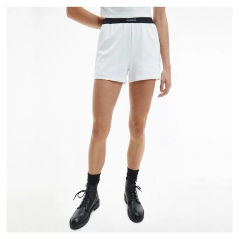Calvin Klein dámské bílé šortky