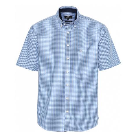 FYNCH-HATTON Košile námořnická modř / světlemodrá / bílá