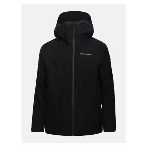 Bunda Peak Performance Maroongtxj Active Ski Jacket - Černá