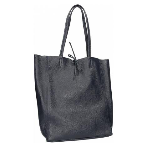 Kožená dámská Shopper kabelka Baťa
