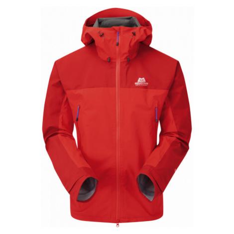 Pánská bunda Mountain Equipment Saltoro imperial red/crimson red