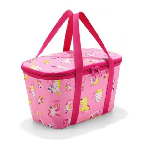 Chladící taška Reisenthel Coolerbag XS kids Abc friends pink