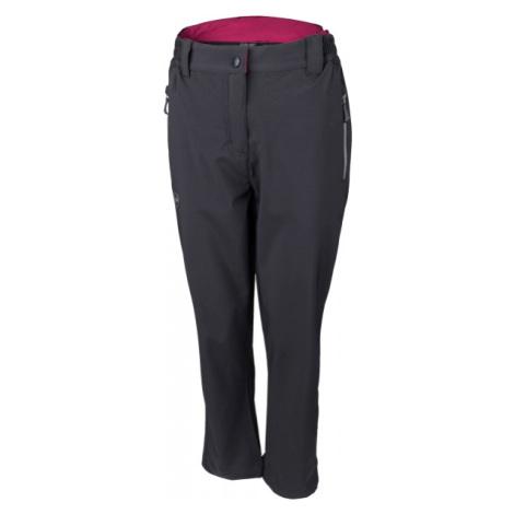 Hi-Tec LADY ALVARO tmavě šedá - Dámské softshellové kalhoty