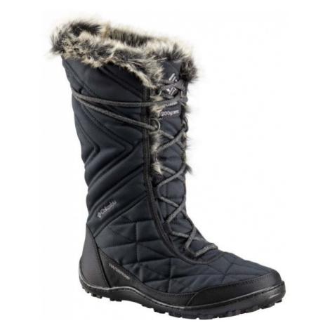 Columbia MINX MID III černá - Dámská outdoorová obuv