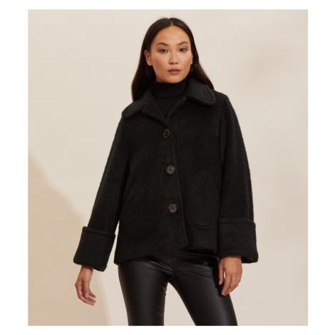Kabát Odd Molly Gemma Jacket - Černá