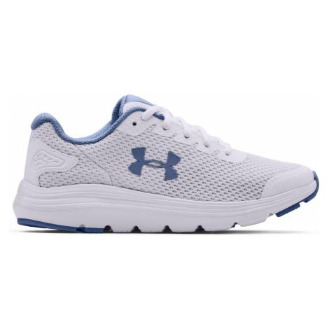 Dámská běžecká obuv Under Armour Surge 2 Bílá / Modrá