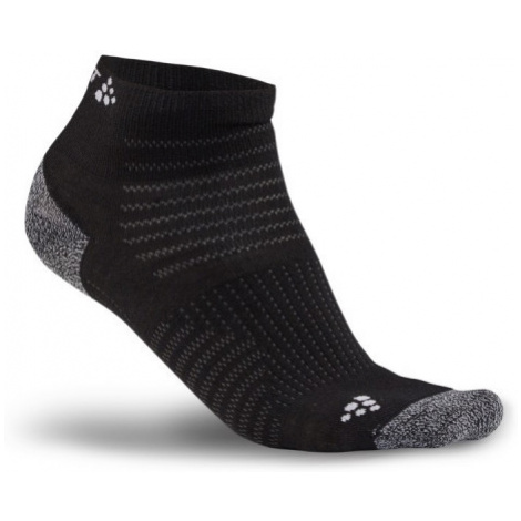 Ponožky CRAFT Run Training černá