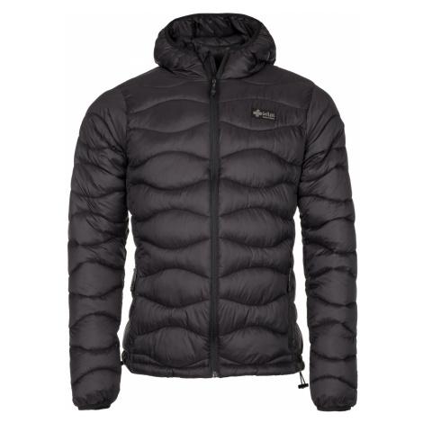 KILPI Pánská zimní bunda - větší velikosti REBEKI-M LMX086KIBLK Černá