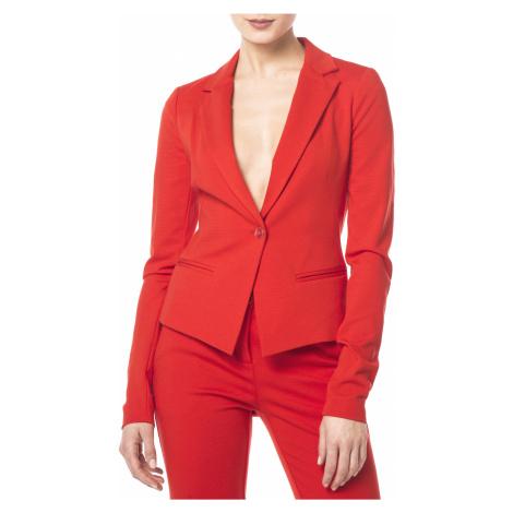Červené elastické sako - PINKO