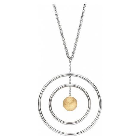 Tamaris Bicolor náhrdelník Beth s přívěskem TJ143