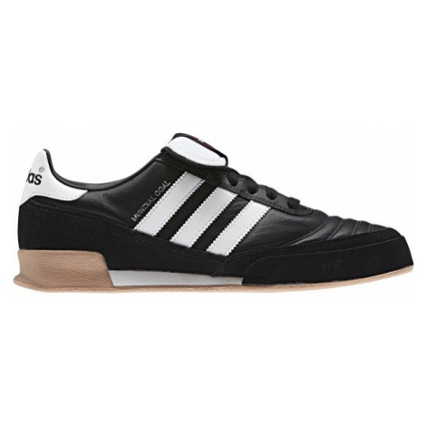 adidas MUNDIAL GOAL LEATHER černá - Pánská sálová obuv