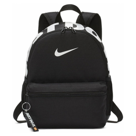 Dětský batoh Nike Brasilia JDI Černá / Bílá