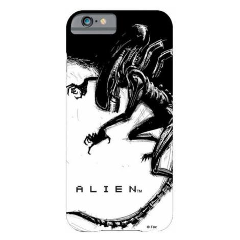 příslušenství k mobilu NNM Alien iPhone 6 Plus Xenomorph Black & White Comic