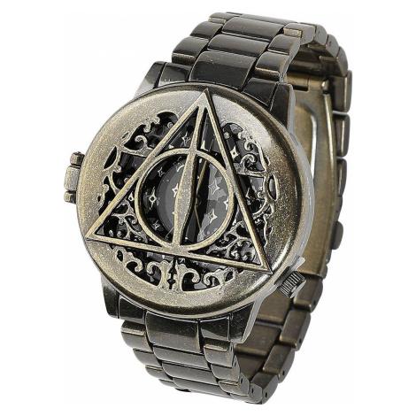 Harry Potter Deathly Hallows - Relikvie smrti Náramkové hodinky zlatá