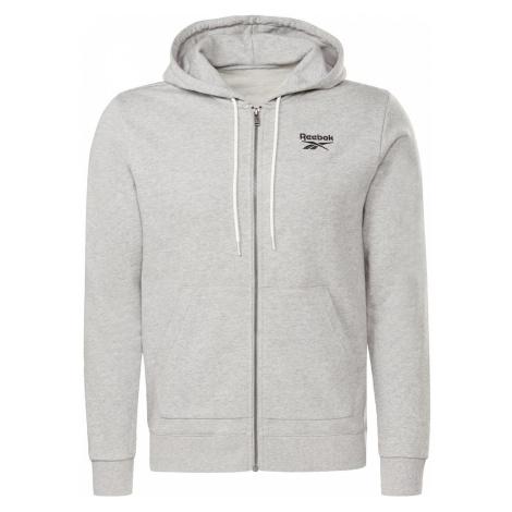Reebok Identity Zip-Up Hooded Jacket Mens