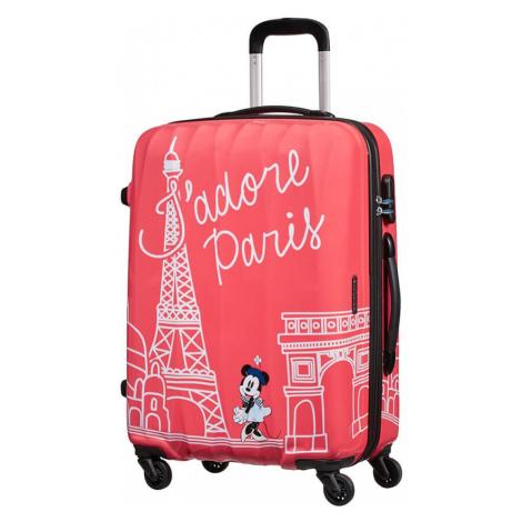 American Tourister Cestovní kufr Disney Legends Spinner 19C 62,5 l - Take Me Away Minnie Paris