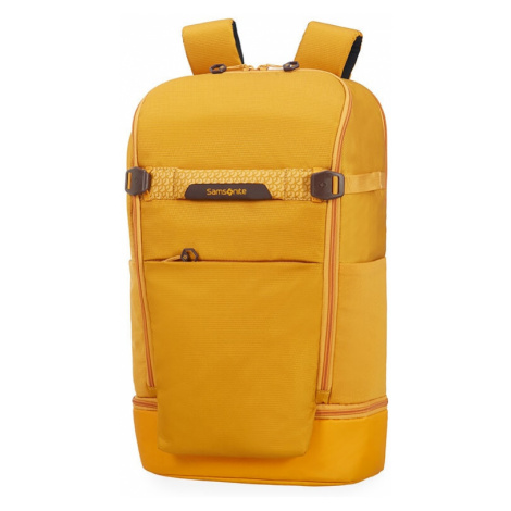 "Samsonite Batoh na notebook Hexa-Packs BP L Travel 22 l 15.6"" - žlutá"