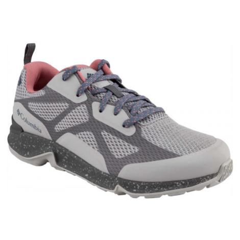 Columbia VITESSE OUTDRY šedá - Dámská outdoorová obuv