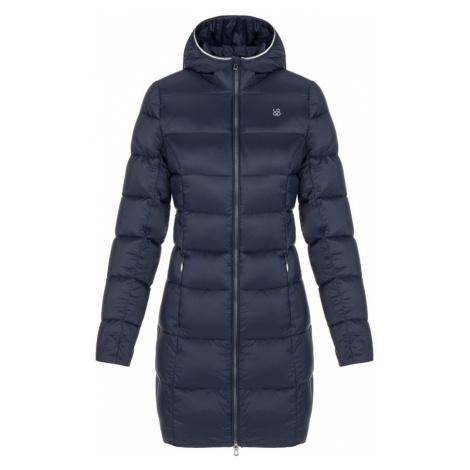 LOAP IPIZA Dámský zimní kabát CLW20115M37M Modrá