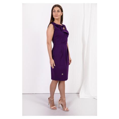 Elegantní volánkové šaty do práce a na oslavu Lemoniade