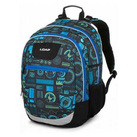 Loap ELLIPSE bílá - Školní batoh