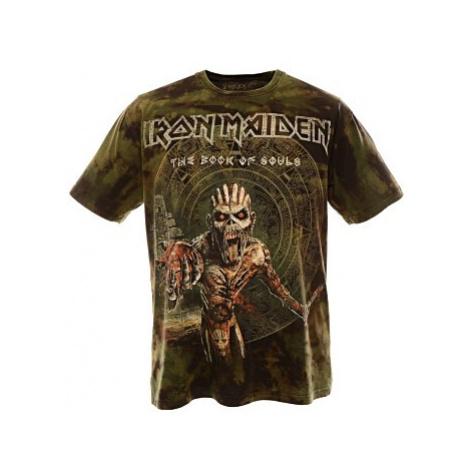 Triko Iron Maiden exlusive edition oliv