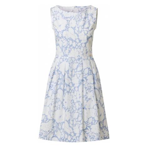 CINQUE Šaty 'ESTRELLA' modrá / bílá
