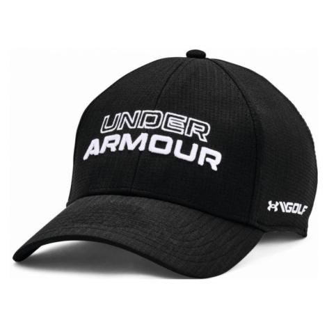 Under Armour Jordan Spieth Tour Hat Pánská golfová kšiltovka 1361545-001 Black