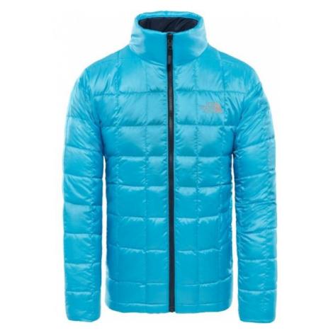 The North Face KABRU DOWN JACKET modrá - Pánská zateplená bunda