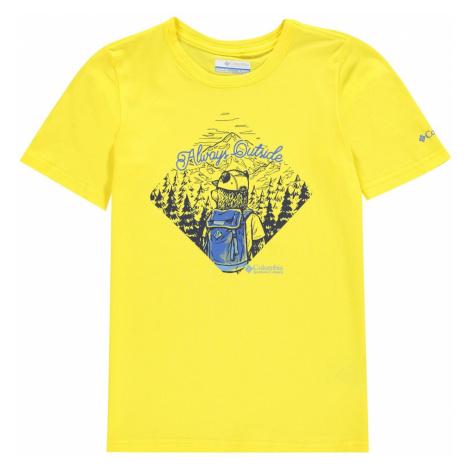 Columbia T Shirt Junior Boys