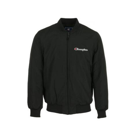 Champion Jacket Černá