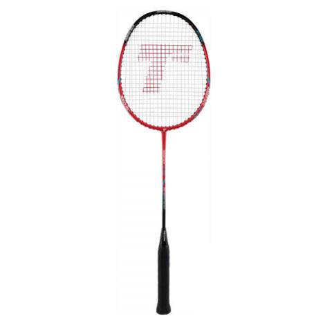 Tregare POWER TECH červená - Badmintonová raketa
