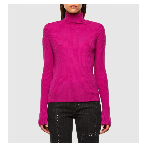 Svetr Diesel M-Kimberly Knitwear - Růžová