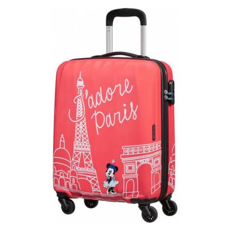 American Tourister Kabinový cestovní kufr Disney Legends Spinner 19C 36 l - Take Me Away Minnie