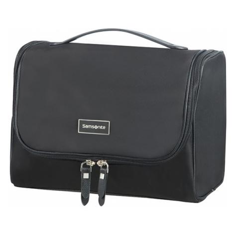 SAMSONITE Kosmetická taška Karissa Cosmetic Black, 27 x 12 x 18 (85250/1041)